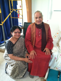 with Bare Guruji